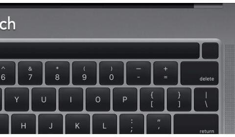 16英寸MacBook Pro要来了!Touch Bar分离回归剪刀键盘