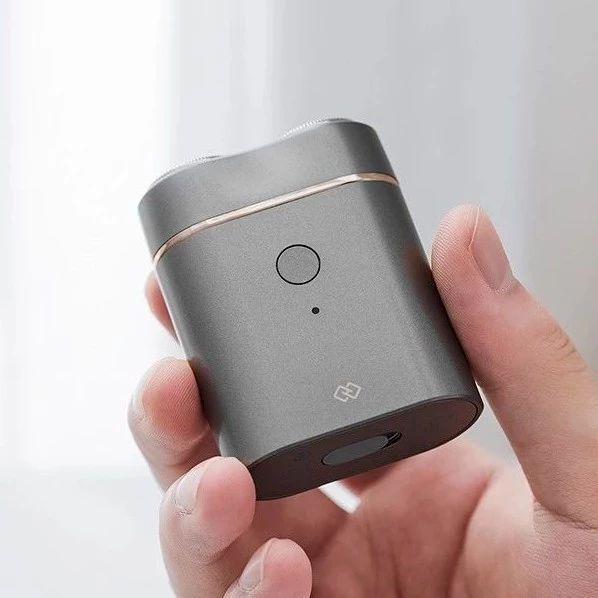 拼团丨比AirPods耳机盒大不了多少的剃须刀,拿了15项专利,太强!