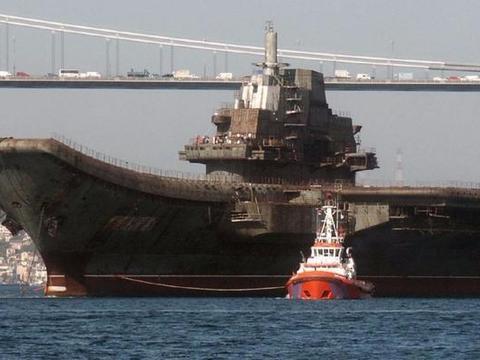 海军最珍贵的苏联遗产:不是现代级驱逐舰 也不是瓦良格航母