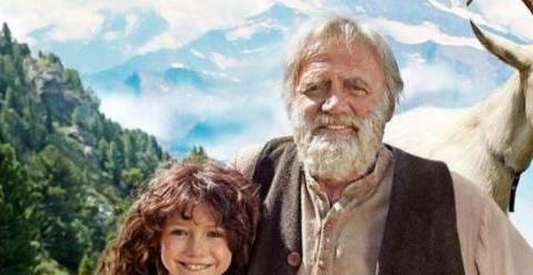 海蒂和爷爷:温柔就是亲情