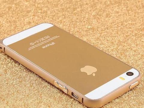 一代神机,曾经做梦都想要的手机,堪称经典的iphone5S