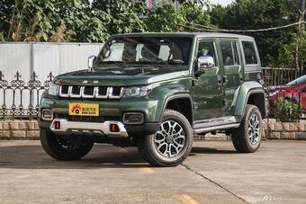 价格来说话,11月新浪报价,北京BJ40全国新车10.83万起