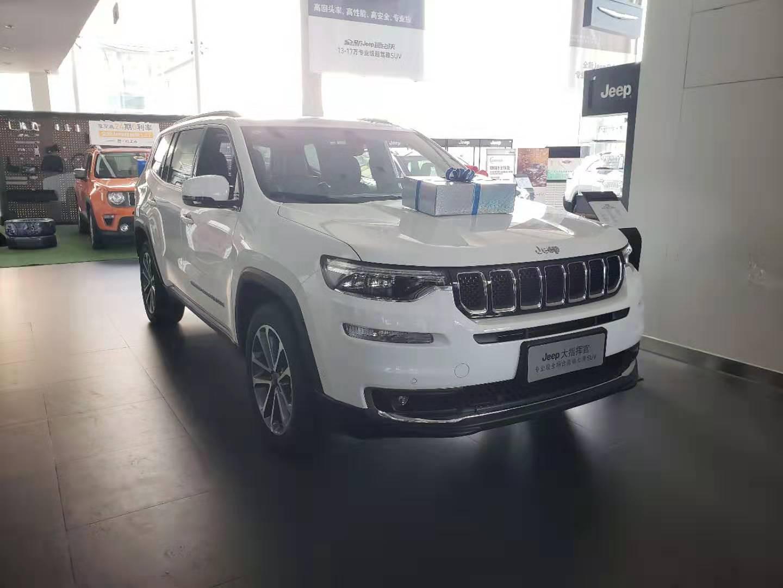 国五车型充足 JEEP大指挥官综合优惠5.5万元