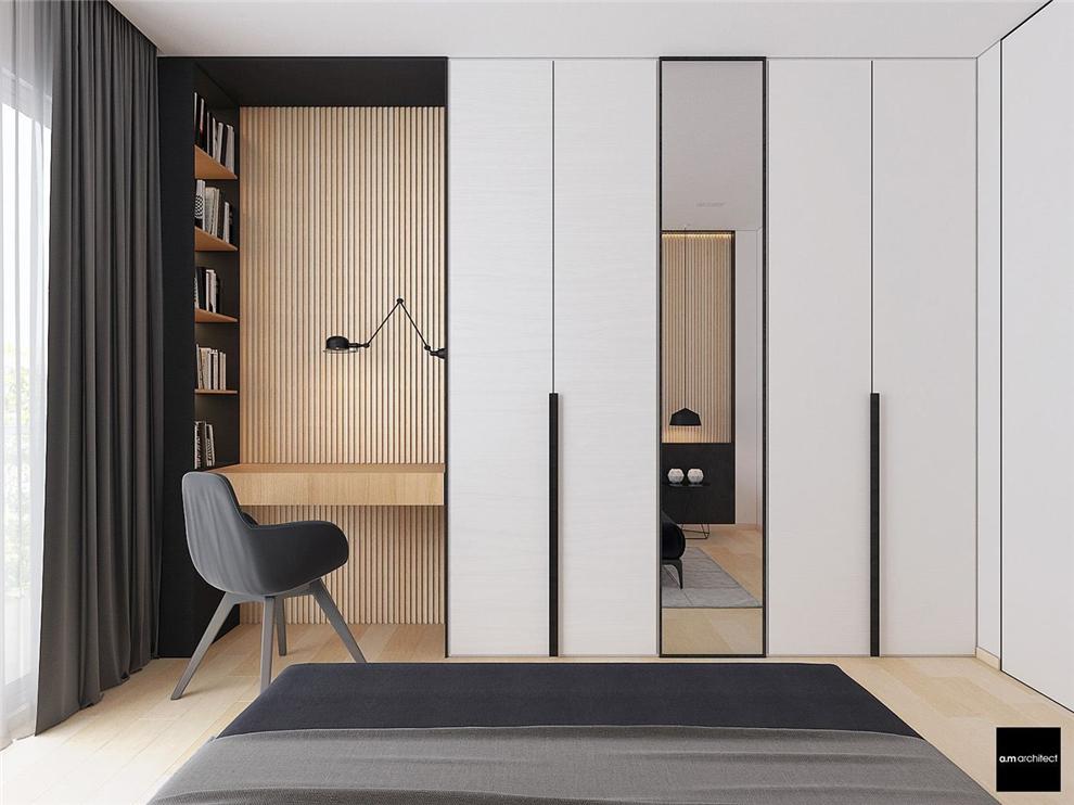 书房装修灵感:书房做转角还是吊柜?15组超实用设计,总有你所需