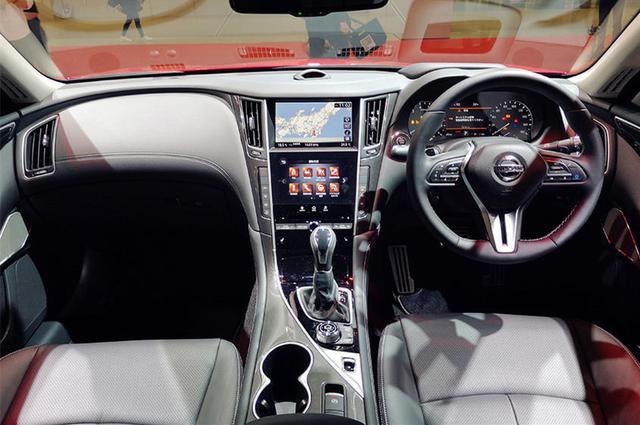日产新款颜值王,V6引擎405马力,堪称GTR和英菲尼迪的结合体!