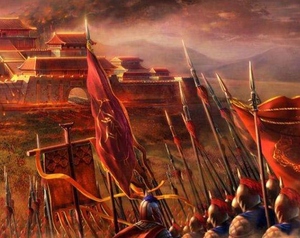 七国之乱的真相:浩浩荡荡的乱军,难道都是一群乌合之众