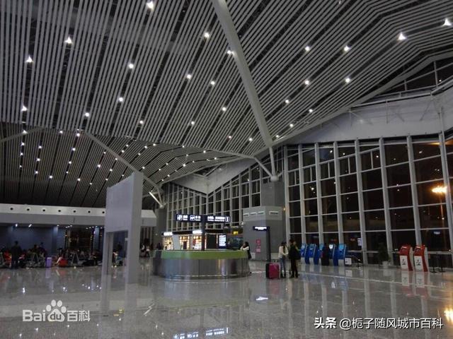 湖南省的第二大国际机场——张家界荷花国际机场