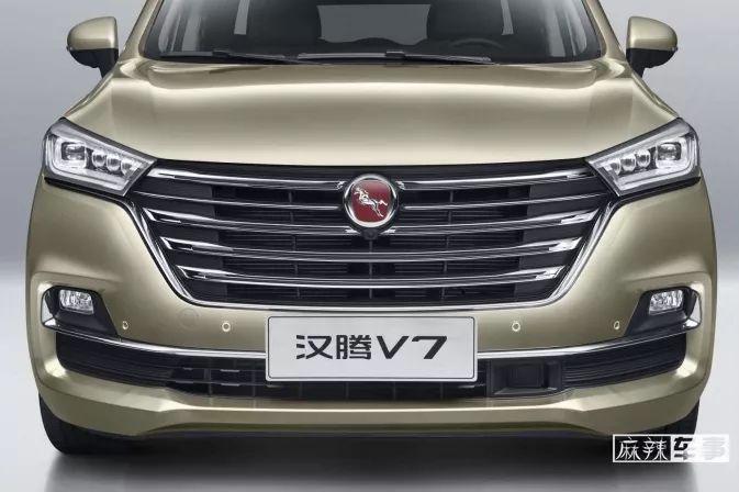 买家用豪华MPV,为什么汉腾V7必须是第一个选项?