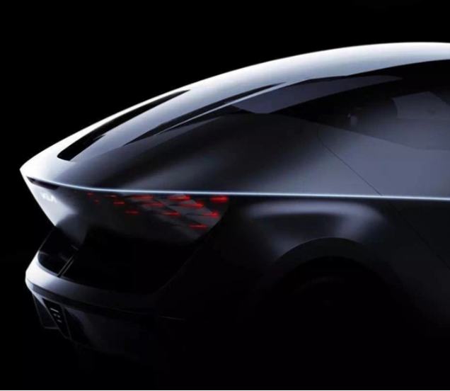 明日进博会首发 起亚FUTURON概念车预告图