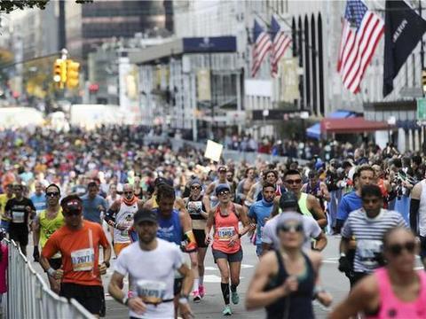 2019纽约马拉松落幕 肯尼亚选手包揽男女冠军