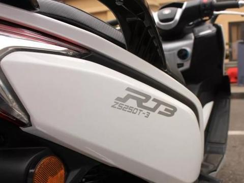 赛科龙RT3,阿普利亚250,光阳CT250哪款品控好?主要代步如何选?