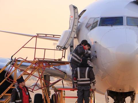海航基础:出资参与设立海口空港飞机维修基地合资公司