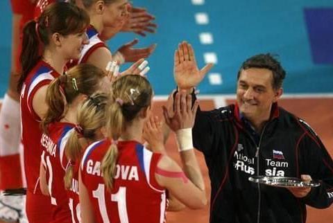 荷兰女排宣布新帅上任,世锦赛冠军教练率队冲击奥运会