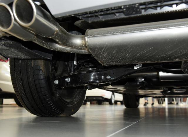让价格给拖累!车身多处激光焊接,安全等级5颗星,最低要15.18万
