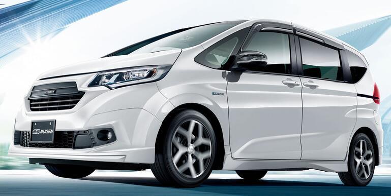 本田全新家用MPV亮相!1.5升动力+七座设计,售价与宝骏730看齐