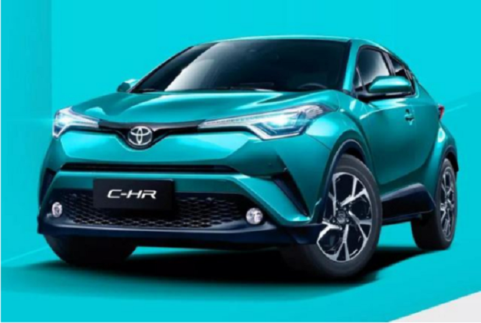2020款C-HR上市,新车加推了舒适版车型
