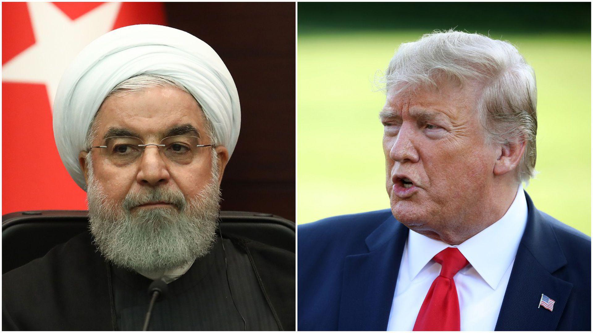 美国对9名伊朗公民和伊朗武装力量总参谋部实施制裁