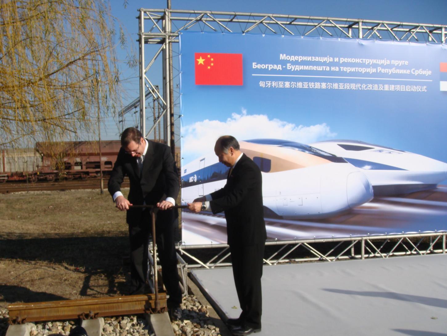 无视美国警告,匈牙利将高铁、5G托付中国,匈牙利人:相信华为