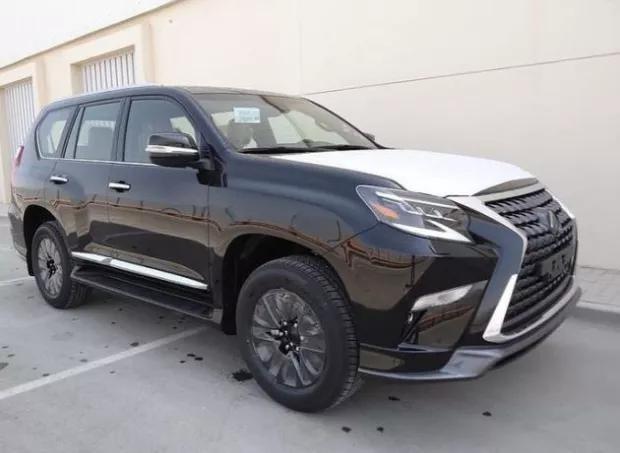 2020款雷克萨斯GX实车进店,两款动力选择,标配四驱+6AT