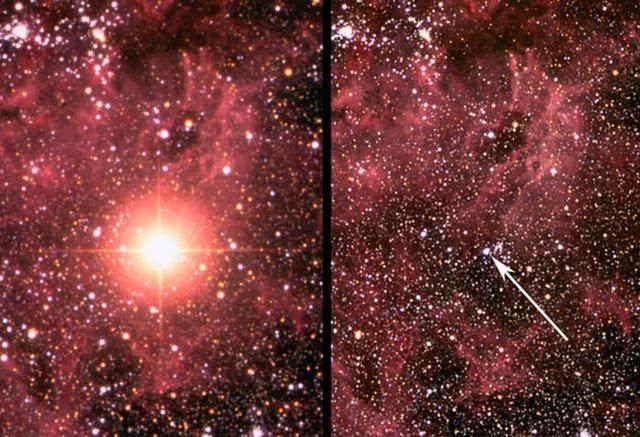 在恒星的生命周期中,其演化过程伴随着周围环境而变化?