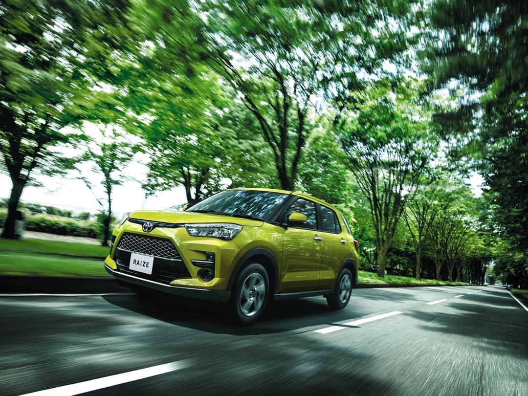 刚刚,丰田发布最小最便宜SUV,有望引入国内!