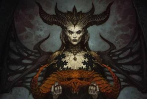 一场CG一片蓝图《Diablo4》回归黑暗哥特风起源模式