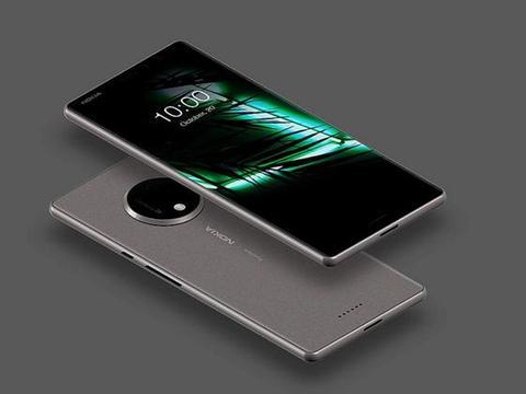 诺基亚11曝光,回归Lumia造型,蔡司相机继续加持