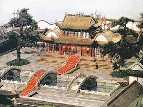 《红楼梦》大观园原型找到:曹寅、袁枚精心建造,后被太平军摧毁