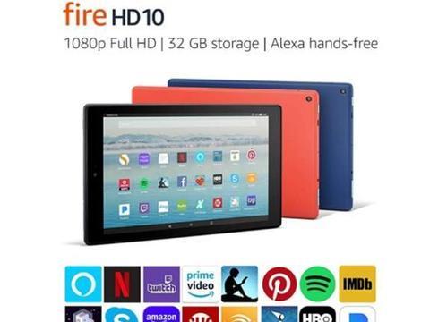 亚马逊新平版售价仅iPad一半,CNBC:很棒的替代品