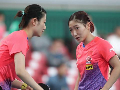 堪称女子乒坛第一人的刘诗雯,团体世界杯上连战两场
