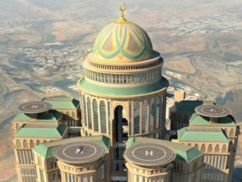 世界上最大的酒店,石油大亨耗资200多亿修建,酒店客房达到1万间