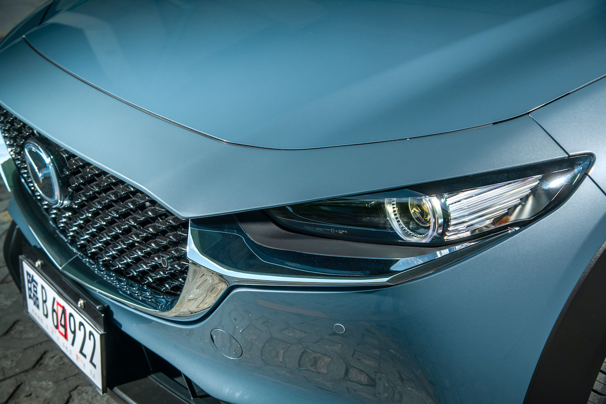 试驾体验全新一代马自达CX-30旗舰款车型表现如何