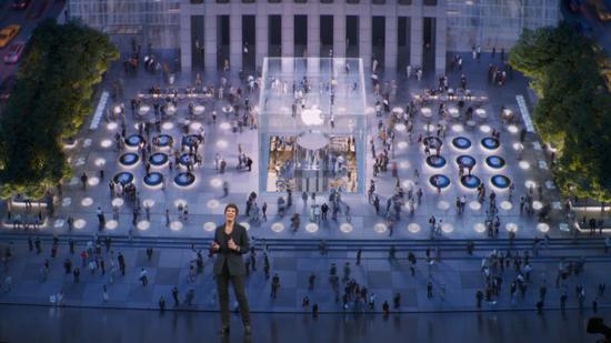 除了重开第五大道旗舰店,苹果还推iPhone新以旧换新项目