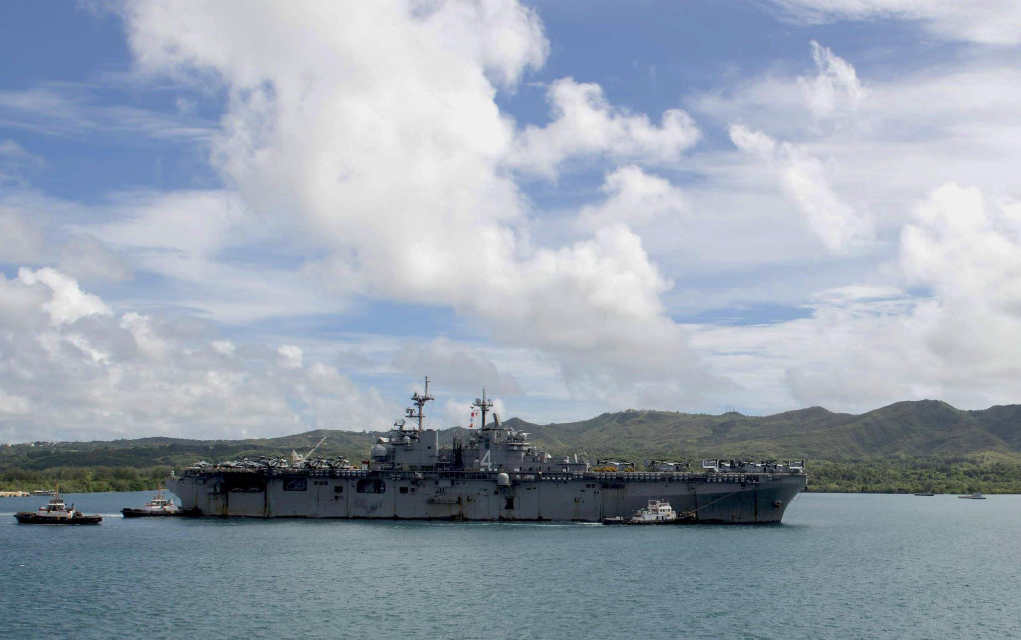 财大气粗拥有11艘航母,中东仅有1战斗群,美海军战略遭遇再质疑