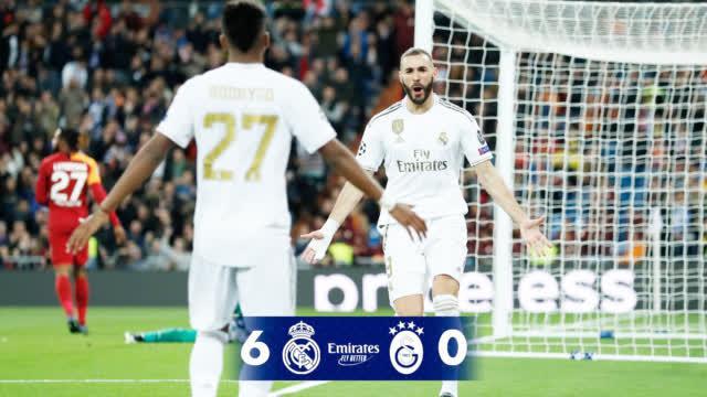 @UEFA欧冠联赛 小组赛第4轮 圣地亚哥伯纳乌 皇家马德