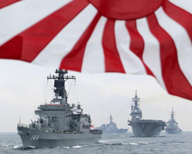 舰队南北夹击日本岛?宫古海峡再现大国海上力量,此前从未出现过
