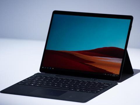 ARM架构再受挑战!微软Surface Pro X首波外媒评语有点尴尬