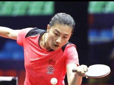 丁宁在团体世乒赛中的表现,足以证明自己才是真正的女乒核心