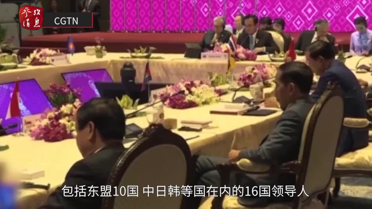 外媒:面对贸易保护主义 中国拿出方案!