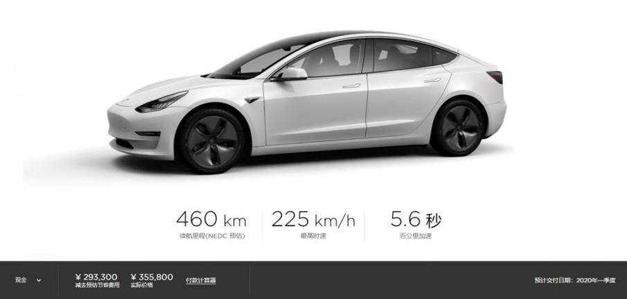 快三大小怎么投,车尾有亮点?国产特斯拉Model 3官图发布