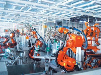 新能源汽车企业精益生产管理体系