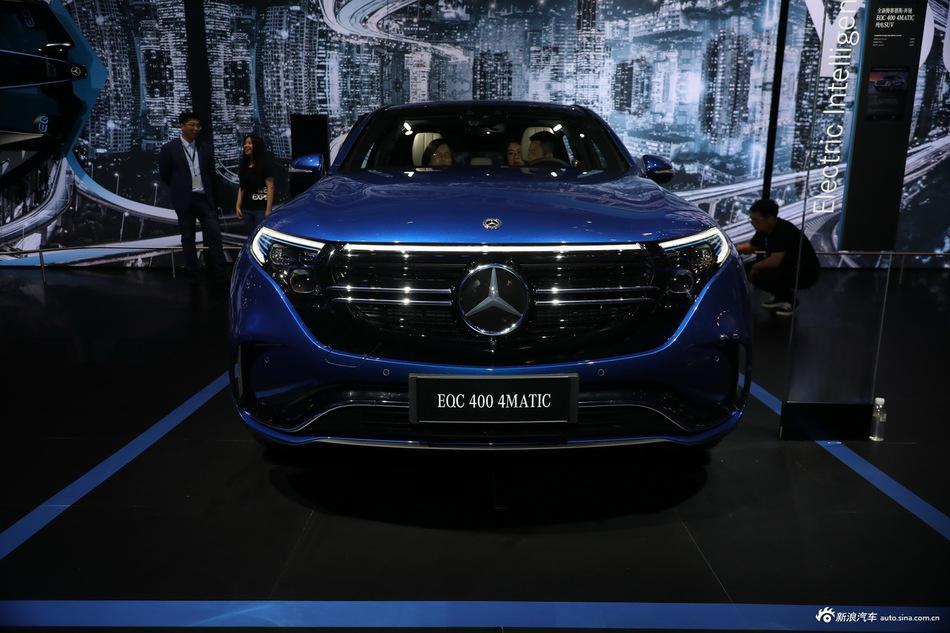北京奔驰EQC正式上市 售价区间57.98万元-62.28万元