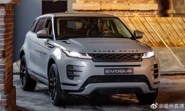 视频:2020年路虎揽胜Evoque -豪华英国SUV