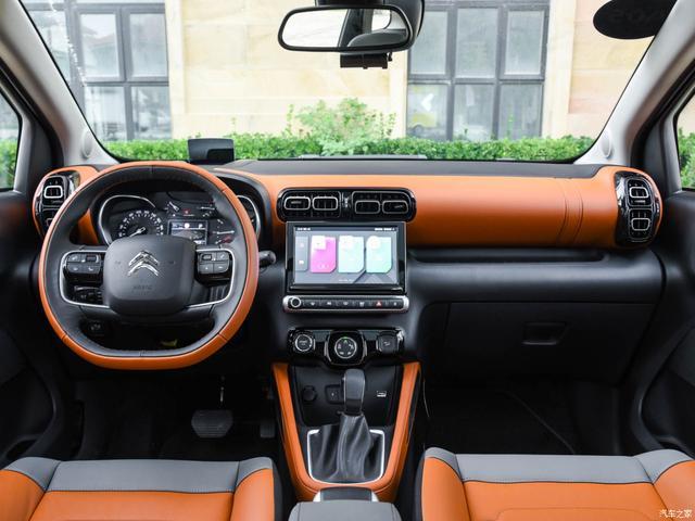 跑车的外观,豪车的内饰,配沃尔沃2.0T加爱信6AT,回头率真的高