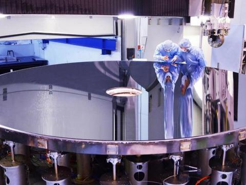 """挑战科学未知!我国将建大口径光学望远镜,有望比肩""""中国天眼"""""""