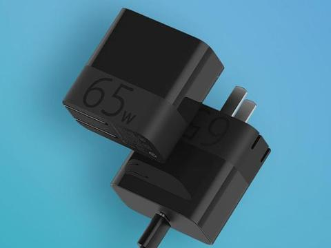 超高颜值又抗充的紫米65W单USB-C口给你最畅快的体验