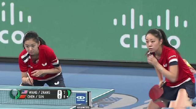 女团3-0淘汰美国,晋级4强,球迷却吐槽:这真的不是国乒内战?