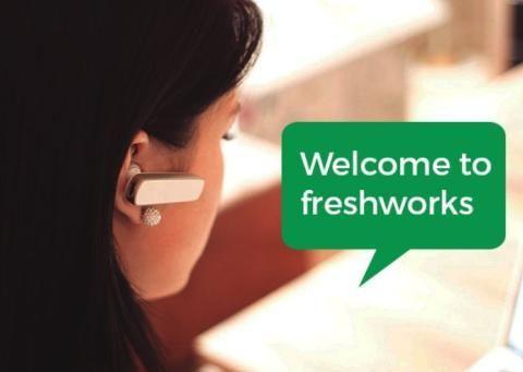 """印度""""软件即服务""""初创公司Freshworks完成1.5亿美元融资"""