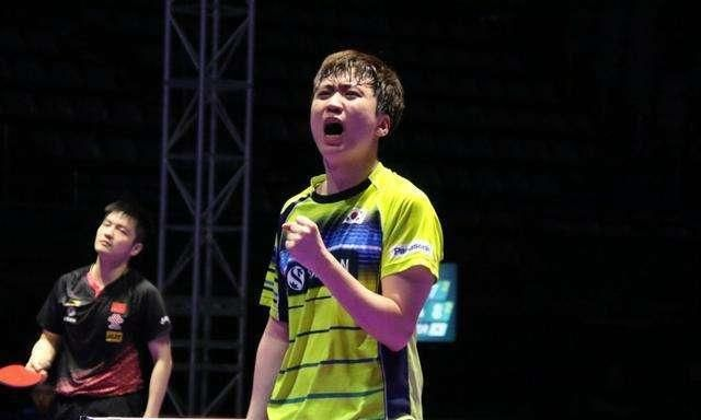 韩国力克中华台北队,乒乓球团体世界杯进决赛,约战国乒