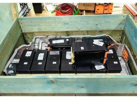 科学家心忧:电动车电池未来将引发电子垃圾危机